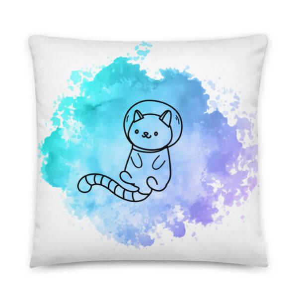 """Kissen """"Space cat"""""""