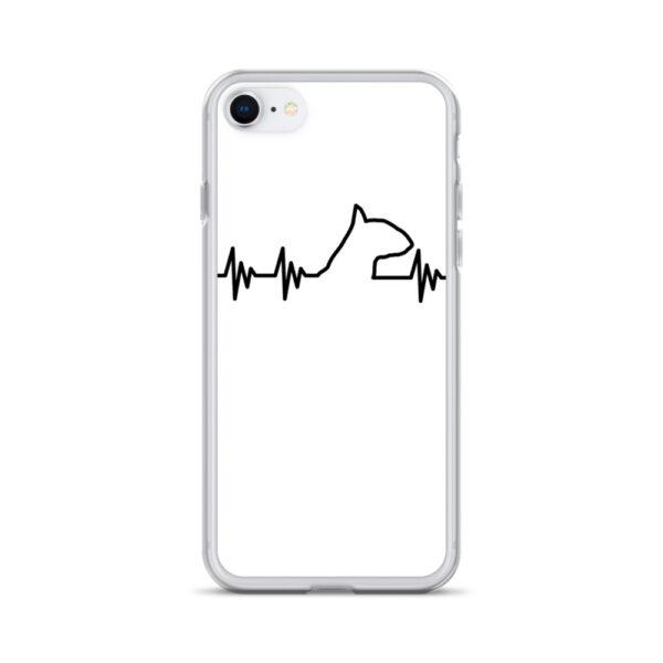 """iPhone Hülle """"Herzschlag Hund"""""""
