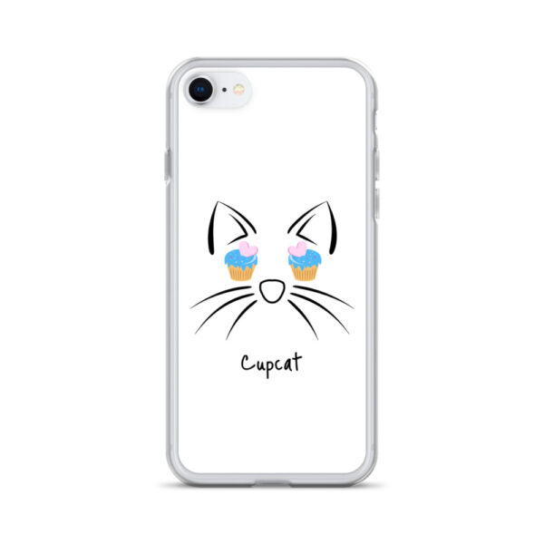 "iPhone Hülle ""Cupcat"""