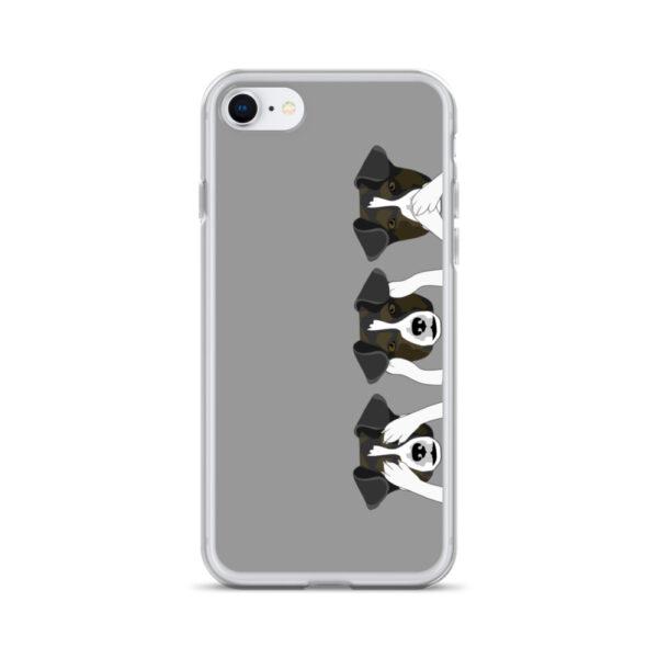 "iPhone Hülle ""3 Hunde"""
