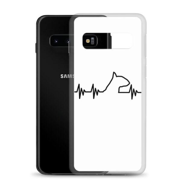 """Samsung Handyhülle """"Herzschlag Hund"""""""