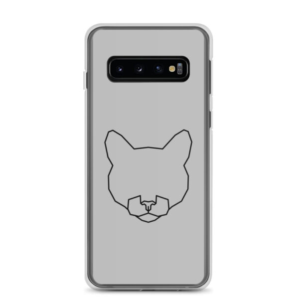 "Samsung Handyhülle ""Cat contour"""