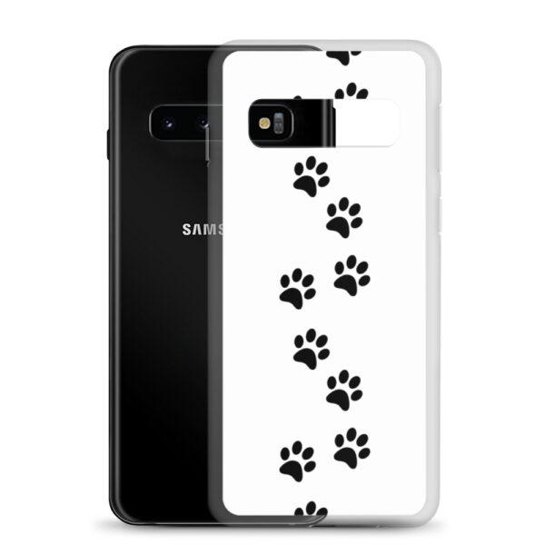 """Samsung Handyhülle """"Pfotenabdruck"""""""