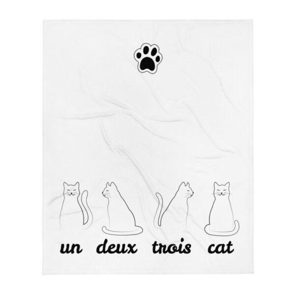"""Decke """"Une. deux. trois. cat"""""""