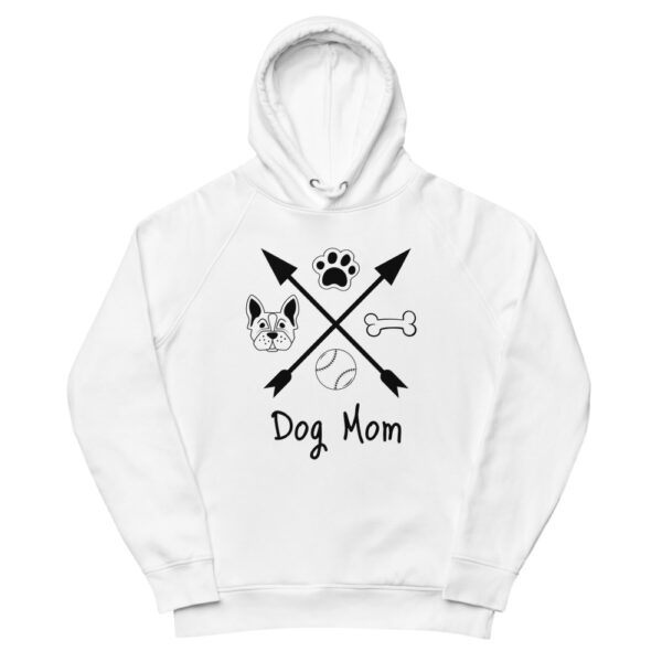 "Unisex Kapuzenpullover ""Dog mom"""