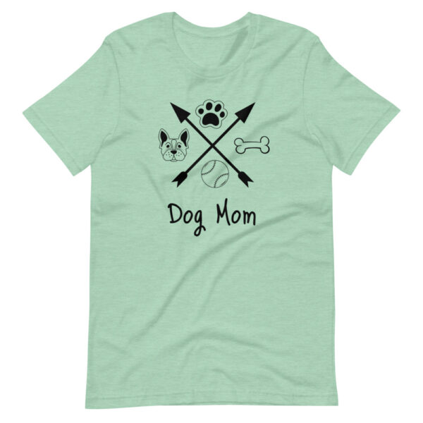 "Unisex-T-Shirt ""Dog Mom"""