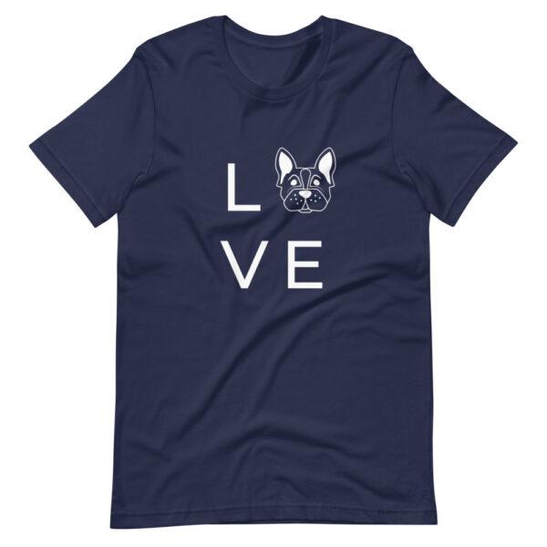"""Unisex-T-Shirt """"Love Hund"""""""
