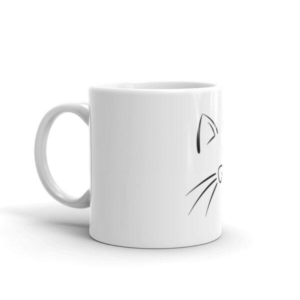 """Tasse """"Katzengesicht"""""""